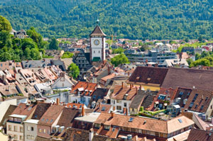 La ciudad de Friburgo es un centro histórico de excelencia en formación e investigación médica. Friburgo encabeza la lista del índice alemán de estilo de vida. © Istockphoto